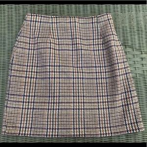 Hugo Buscati herringbone Skirt